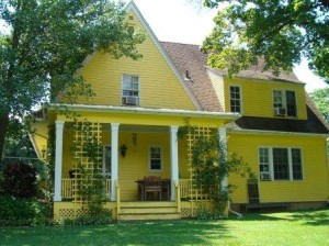Photo of Yellow House